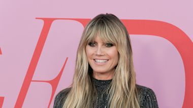 Heidi Klum Just Posted a Rare Photo of All Four of Her Kids Together
