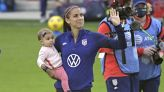 SheBelieves Cup: Alex Morgan scores first USWNT goal since becoming a mom