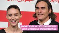 Rooney Mara and Joaquin Phoenix Break Silence on Their Baby Boy's Arrival