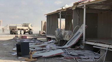 US service members injured in Iran bombing