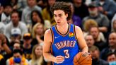 Josh Giddey: Running diary of Thunder rookie's best moments, stats, highlights
