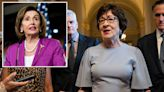 GOP Sen. Susan Collins rips Nancy Pelosi's 'partisan' Capitol riot probe