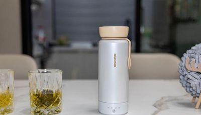 既能燒水,還能控溫,大宇彩虹杯,是保溫杯中的顏值擔當