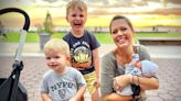 'First family walk': Dylan Dreyer shares new photos with all 3 kids