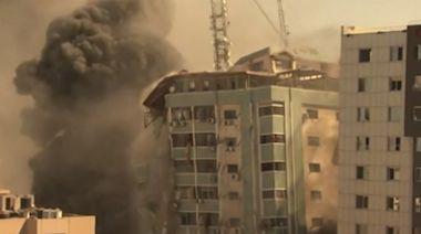 美聯社證實位於加沙所在大樓遇襲 員工安全撤離 - RTHK