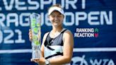Ranking Reaction: Krejcikova mere points away from Top 10 debut | Tennis.com