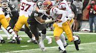 Jaxson Dart leads USC to 45-14 comeback win over Washington State