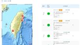 一夜二驚魂 屏東台東分傳地震 居民睡難安穩