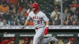 The Angels aren't ready to send Mike Trout on a rehab assignment