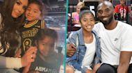 Vanessa Bryant's Daughters Capri & Bianka Honor Kobe & Gigi At WNBA All-Star Game