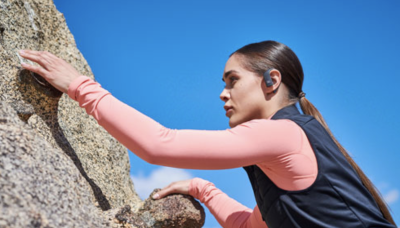 Looking for a Mother's Day gift? Treat mom to these sweatproof headphones that are marked down to just $60