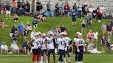 Wednesday's Patriots training camp report: Playing to the crowd - The Boston Globe