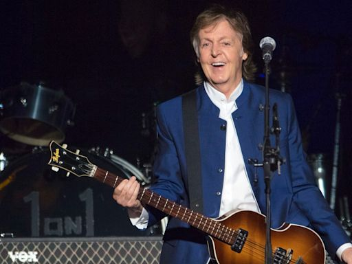 Paul McCartney and Chris Martin lead 150 artists demanding reform to music streaming laws