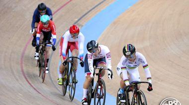 GERMAGIC全力支持UCI國家盃場地單車賽香港站 抗病毒產品為選手提供更安全比賽環境