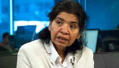 Al borde del llanto, Margarita Barrientos pidió ayuda para no cerrar sus comedores