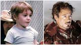 鋼鐵人好Q萌!13位好萊塢巨星「首次演電影VS現在」驚人差別 黑寡婦「小時候仙女臉蛋」誰看了都愛❤️
