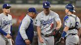 Report: Dodgers scratch Max Scherzer from Game 6 start due to fatigue
