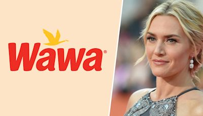 Kate Winslet gushes about Wawa, says East Coast chain 'felt like a mythical place'