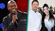 Dave Chappelle Positive For Covid-19 After Night Out With Elon Musk and Grimes