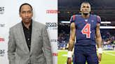Stephen A. Smith Says He's 'Shocked' That Deshaun Watson Is Still In The NFL | iHeartRadio