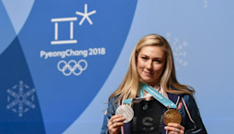 Shiffrin looks ahead to Beijing Olympics with trepidation