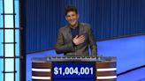 Yale student's winning run on 'Jeopardy!' makes history