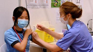 【新冠肺炎】粉嶺官小多名學生教職員接種復必泰疫苗
