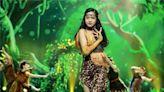 遺傳鍾麗緹完美基因 二女兒上節目跳舞博滿堂彩