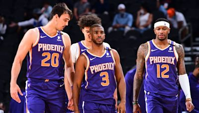 NBA Power Rankings: Suns move up to second as West dominates top five