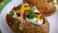 You're only 1 hour away from the best baked potato ever