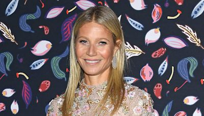 "Gwyneth Paltrow Celebrates ""Little Shredder"" Moses Martin's 15th Birthday With Rare Photos"
