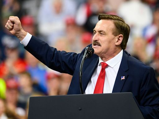 My Pillow Guy Mike Lindell to pull ads from Fox News