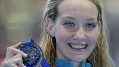 Olympic gold medalist Madison Wilson hospitalized for COVID