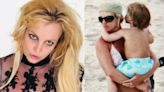 Heartbroken Britney Spears Gets Emotional Over Sons With Kevin Federline In Throwback Post, ...