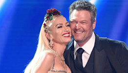 Gwen Stefani shares never-before-seen video from Blake Shelton's romantic proposal