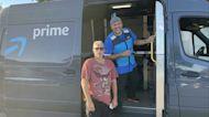 Amazon driver tracks down Vallejo man's stolen truck