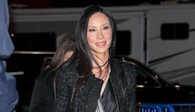 Lucy Liu Shares Rare Photo Of Her Son Rockwell On His 5th Birthday: 'He Is A Rainbow Of Light'