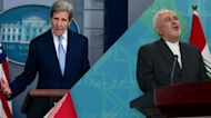 Iran Foreign Minister claims John Kerry told him about Israeli attacks in Syria