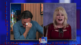 Watch as Dolly Parton's singing moves Stephen Colbert to tears on 'The Late Show'