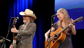 Oscars 2019: Gillian Welch on 'Buster Scruggs' Best Song Nomination