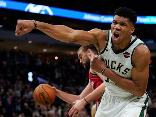 NBA/籃網只剩KD轟32分 公鹿二當家發威逼進「搶七」 | 運動 | NOWnews今日新聞