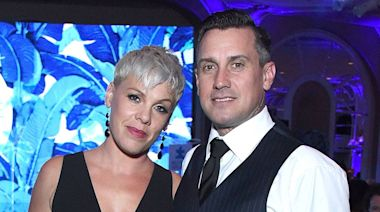 "Pink Calls Marriage to Carey Hart a ""Wild Ride"" in Cheeky 15th Anniversary Tribute"