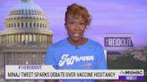 Joy Reid Accuses Tucker Carlson, Marjorie Taylor Greene of Exploiting Nicki Minaj's Vaccine Comments: ...