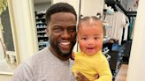 Kevin Hart Jokes He's Done Having Kids After Baby No. 4: 'Is The House Not Loud Enough?'