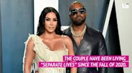 Kim Kardashian Returns to Instagram Without Wedding Ring Amid Split Rumors