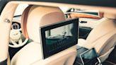 Bentley推出Flying Spur與Bentayga全新後座娛樂訊息系統 可在車上盡情使用Netflix