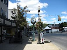 Palmer (CDP), Massachusetts