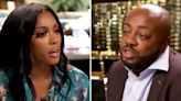 Porsha SCREAMS at ex on trip with him AND fiance in spinoff clip