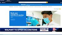Walmart offering COVID vaccines in Mass.