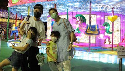 【中秋佳節】市民指今年氣氛仍遜於疫情前 維園人山人海 - 香港經濟日報 - TOPick - 新聞 - 社會